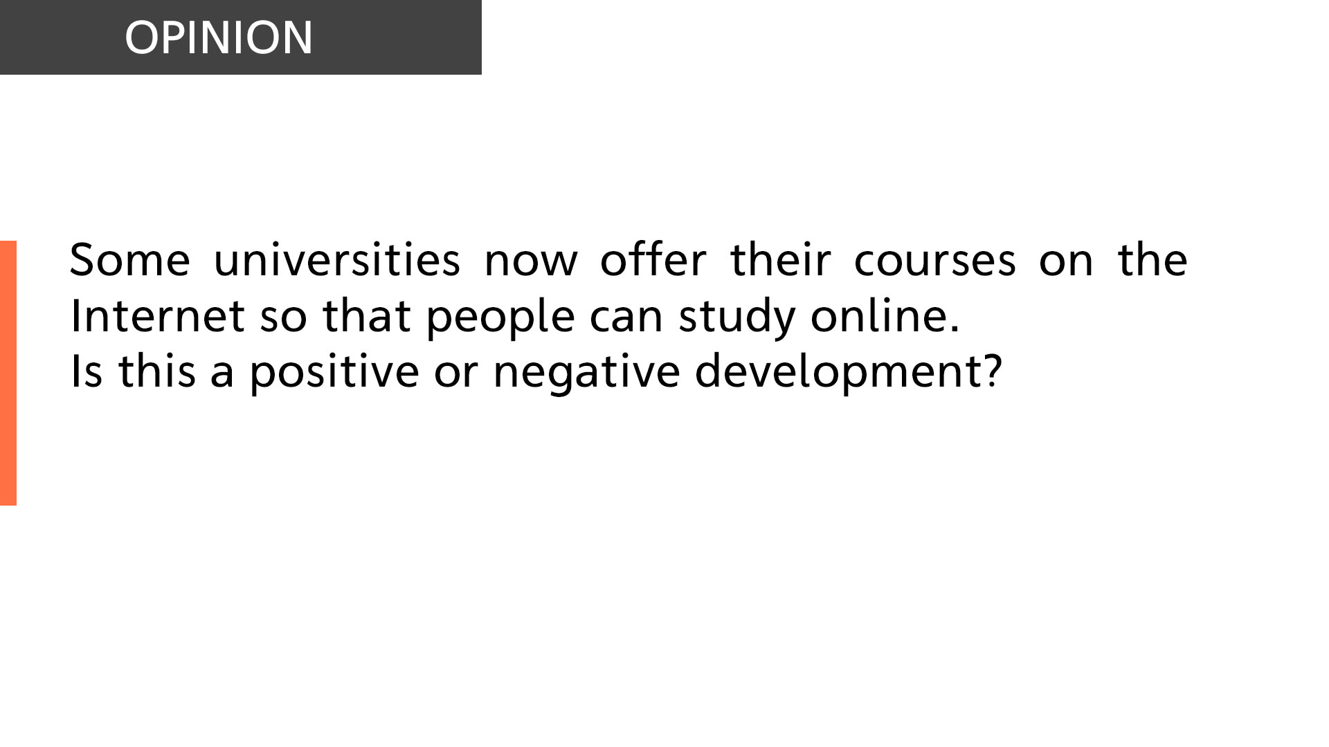 universities now offer their courses on the Internet