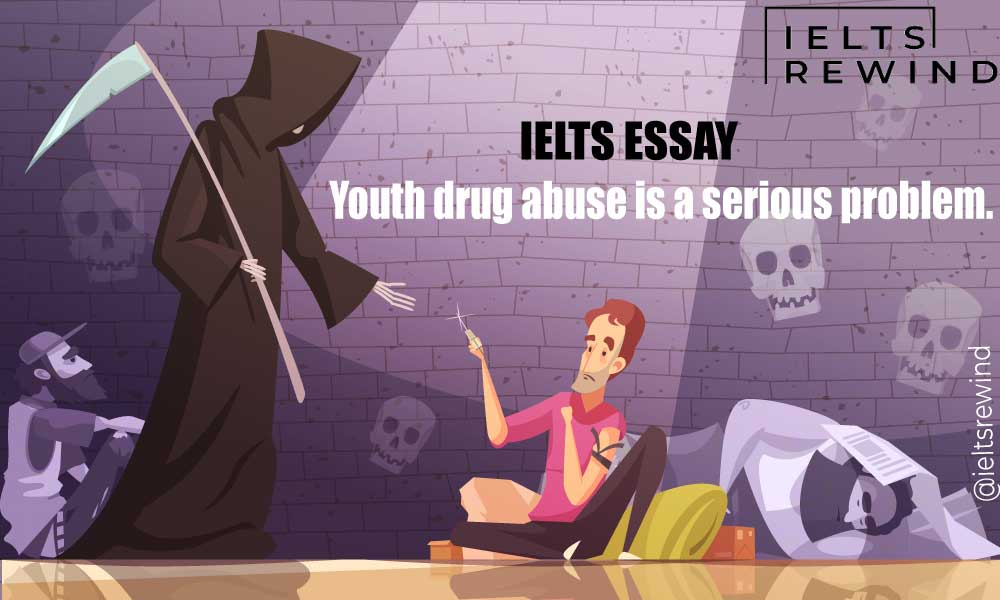 Youth drug abuse is a serious problem. What are the possible causes of this behaviour?