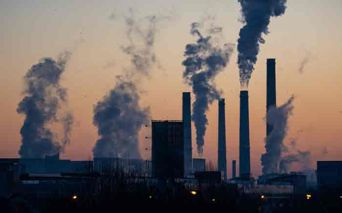 Describe a place you visited that has been affected by pollution IELTS cue card