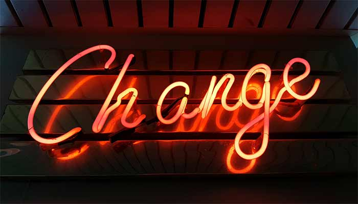 What would you like to change at the place where you live