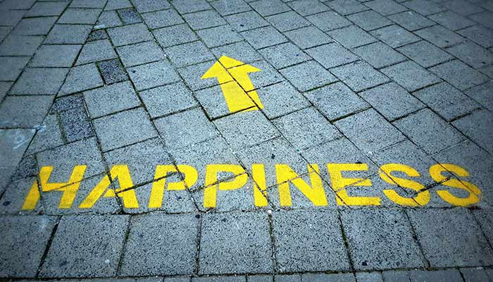 Speaking part 1 Happiness