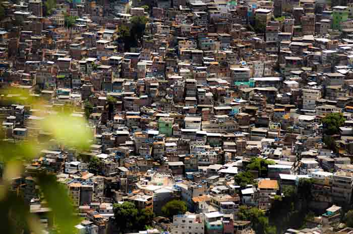 In many countries there is a shortage of housing due to a growing population