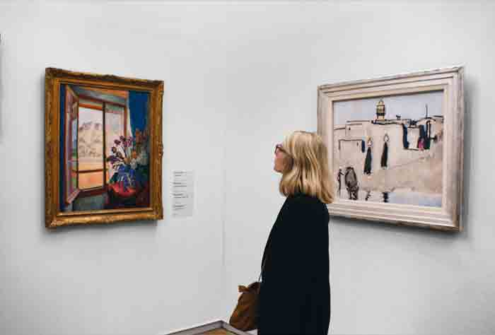 Describe an art exhibition that you visited IELTS cue card
