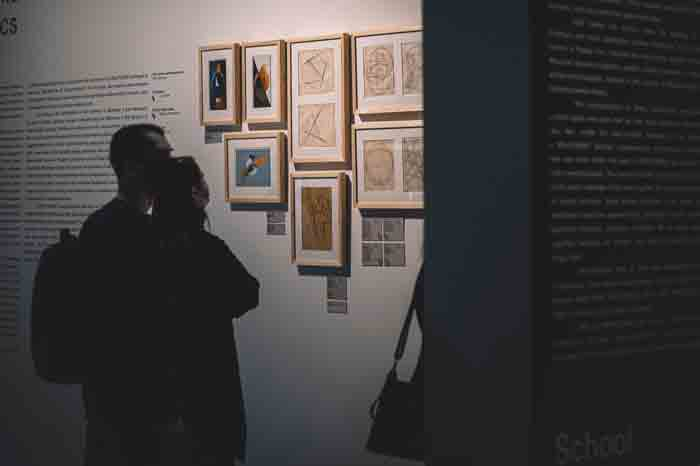 IELTS General reading test – Top 6 Art Exhibitions with answers