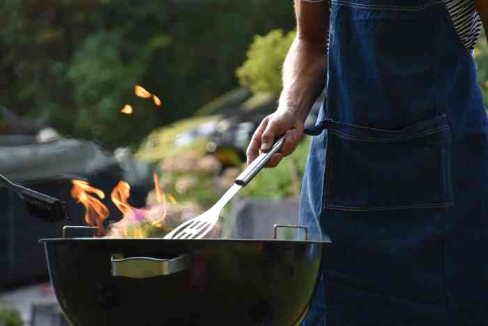 Describe a barbecue party you attended recently IELTS cue card
